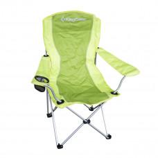 Kemping szék KING CAMP - Zöld Előnézet