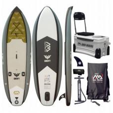 Aqua Marina Drift Fishing Stand Up paddleboard evezős deszka 330 x 97 cm Előnézet