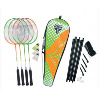 TALBOT TORRO 4 Attacker Plus Badminton szett