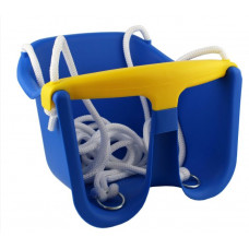 Gyerekhinta CHEVA Baby plast - kék Előnézet