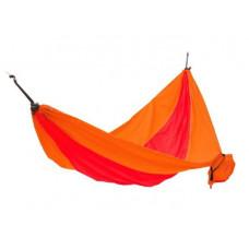 Függőágy KING CAMP Parachute 270x130 cm - piros/narancssárga Előnézet