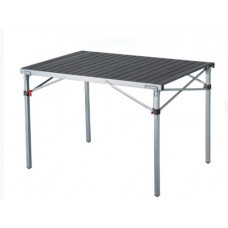 KING CAMP Alu kemping asztal  107 x 70 cm Előnézet