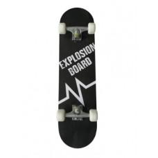 MASTER Explosion Board Skateboard gördeszka - fekete Előnézet