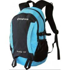 KING CAMP Harlow 22 hátizsák - kék Előnézet