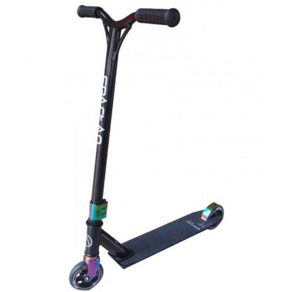 Roller SPARTAN Stunt Freestyle - fekete