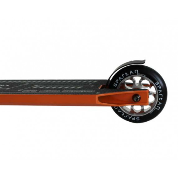 Roller SPARTAN Stunt Medium Level - fekete/narancssárga