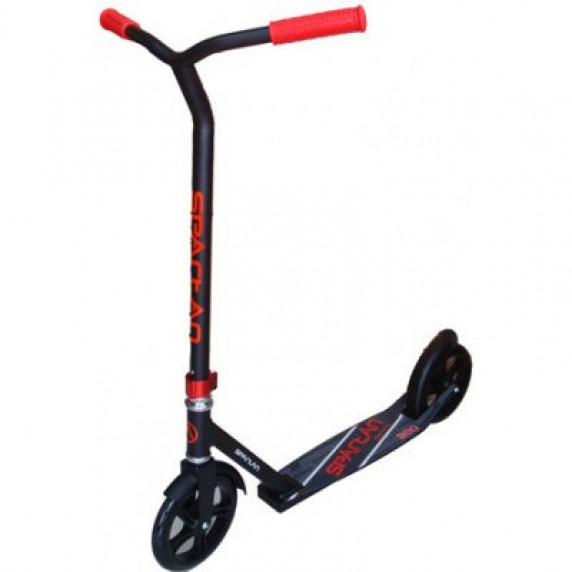 Roller SPARTAN Stunt 200 Imitation - fekete/piros