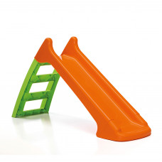 Csúszda víztömlő csatlakozóval - narancssárga Inlea4Fun Előnézet