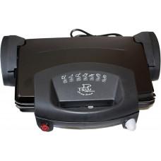 TSW Germany EP-230363 Kontakt grill és szendvicssütő - Fekete