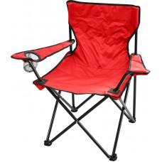 Linder Exclusiv ANGLER SP1002 kemping szék - Piros Előnézet