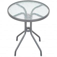 Kerti asztal AGA MR4350DGY 70x60 cm Előnézet