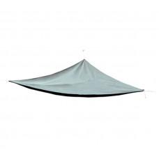 AGA Háromszög alakú árnyékoló, napvitorla 3,6 x 3,6 x 3,6 m - Taupe Előnézet