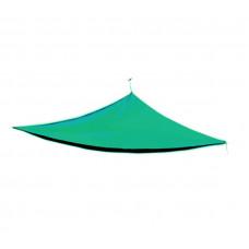AGA Háromszög alakú árnyékoló, napvitorla 3,6 x 3,6 x 3,6 m - Petrol Előnézet