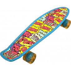 Gördszedka Aga4Kids Skateboard - Talk Előnézet