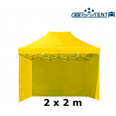 AGA kerti sátor 3O POP UP 2x2 m - Sárga Előnézet