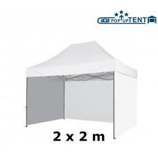 AGA kerti sátor 3O POP UP 2x2 m - Fehér Előnézet