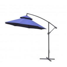 AGA EXCLUSIV CUBE 250 cm függő napernyő - Sötét kék Előnézet