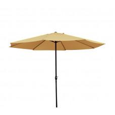 AGA Classic 400 cm napernyő - Kávébarna Előnézet