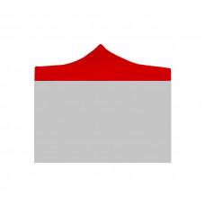 AGA Pót tetőponyva POP UP 3x6 m - Piros Előnézet