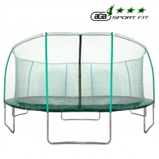 Aga SPORT FIT 430 cm trambulin belső védőhálóval Előnézet