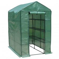 AGA kerti fóliasátor 120 x 170 x 200 cm Előnézet