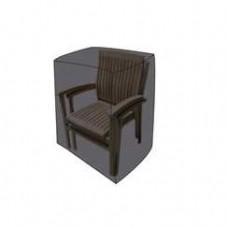 Aga védőtakaró kerti székre Deluxe MC2042 65 x 65 x 120/80 cm Előnézet