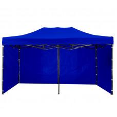 AGA kerti sátor 3O PARTY 3x6 m - Sötét kék Előnézet
