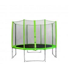 AGA SPORT PRO 335 cm trambulin - Világos zöld Előnézet
