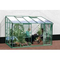 VITAVIA IDA üvegház 6500 PC 6 mm - Zöld