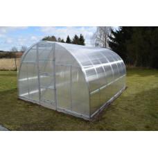 LANITPLAST üvegház KYKLOP 3x4 m PC 4 mm Előnézet