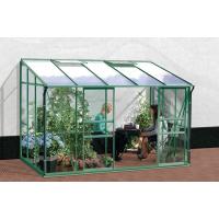 VITAVIA IDA skleník 6500 PC 4 mm - Zöld