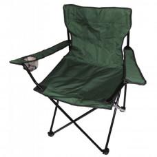 Linder Exclusiv ANGLER SP1000 kemping szék - Zöld Előnézet