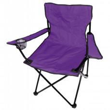Kemping szék Linder Exclusiv ANGLER PO2467- Lila Előnézet