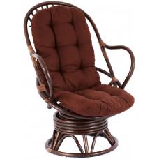 Aga PARUS rattan fotel - Choco Dark Brown Előnézet