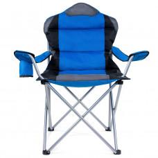 Tresko kemping szék CPS-002 - Kék Előnézet