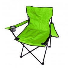 Linder Exclusiv ANGLER PO2470 kemping szék - Limezöld Előnézet
