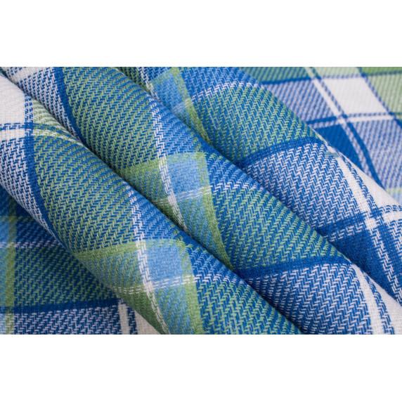Tresko PNDKE21 pikinik takaró kék-zöld
