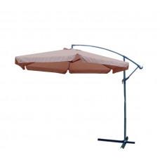 AGA EXCLUSIV Garden 300 cm függő napernyő - Bézs Előnézet