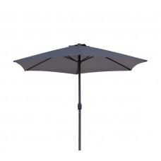 AGA Classic 300 cm napernyő - Sötét szürke