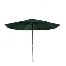 AGA Classic 400 cm napernyő - Sötét zöld Előnézet