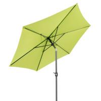 Napernyő dönthető Linder Exclusiv KNICK 300 cm - Lime zöld