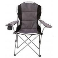 Kemping szék KYNAST Jumbo 613-400266 - Szürke