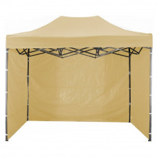 AGA kerti sátor 3O POP UP 3x4,5 m - Bézs Előnézet