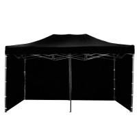 AGA kerti sátor 3O PARTY 3x6 m - Fekete