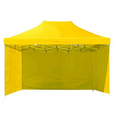AGA kerti sátor 3O POP UP 3x4,5 m - Sárga Előnézet