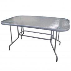 Kerti asztal MR4357LGY 110 x 70 cm Előnézet