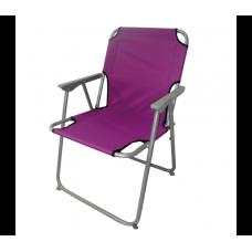 Kemping szék Linder Exclusiv OXFORD PO2600L - Lila Előnézet