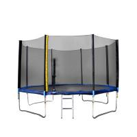 Trambulin XXL létrával és takaróponyvával Linder Exclusiv 460 cm - Kék