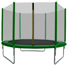 AGA SPORT TOP 180 cm trambulin - Sötét zöld Előnézet