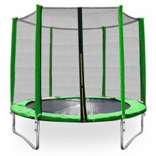 AGA SPORT TOP 305 cm trambulin - Világos zöld Előnézet